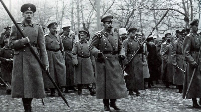 Генерал Богаевский, атаман Войска Донского.