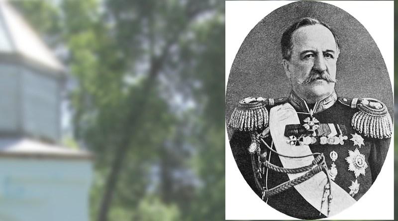 Граф Воронцов-Дашков.
