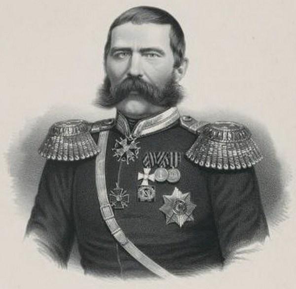 Генерал Яков Бакланов.