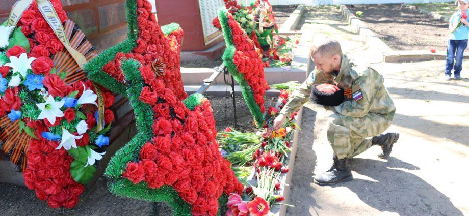 Казаки и День Победы.