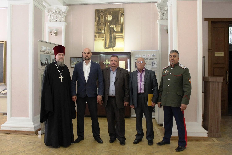 Тамбовское дворянство на службе дома Романовых