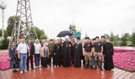 Донские казаки и день памяти Царственных мучеников в Тамбове.