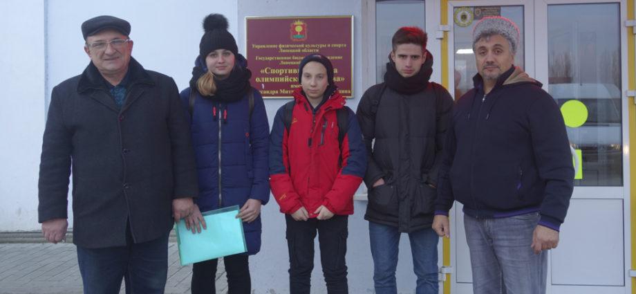 Участие воспитанников СДК в чемпионате Липецкой области по пулевой стрельбе.