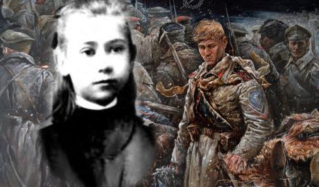 Сестра милосердия из Тамбова – Ольга Николаевна Терехова.