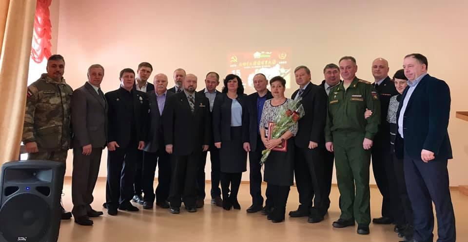 Союз Донских Казаков принял участие в дне памяти вывода войск из Афганистана.