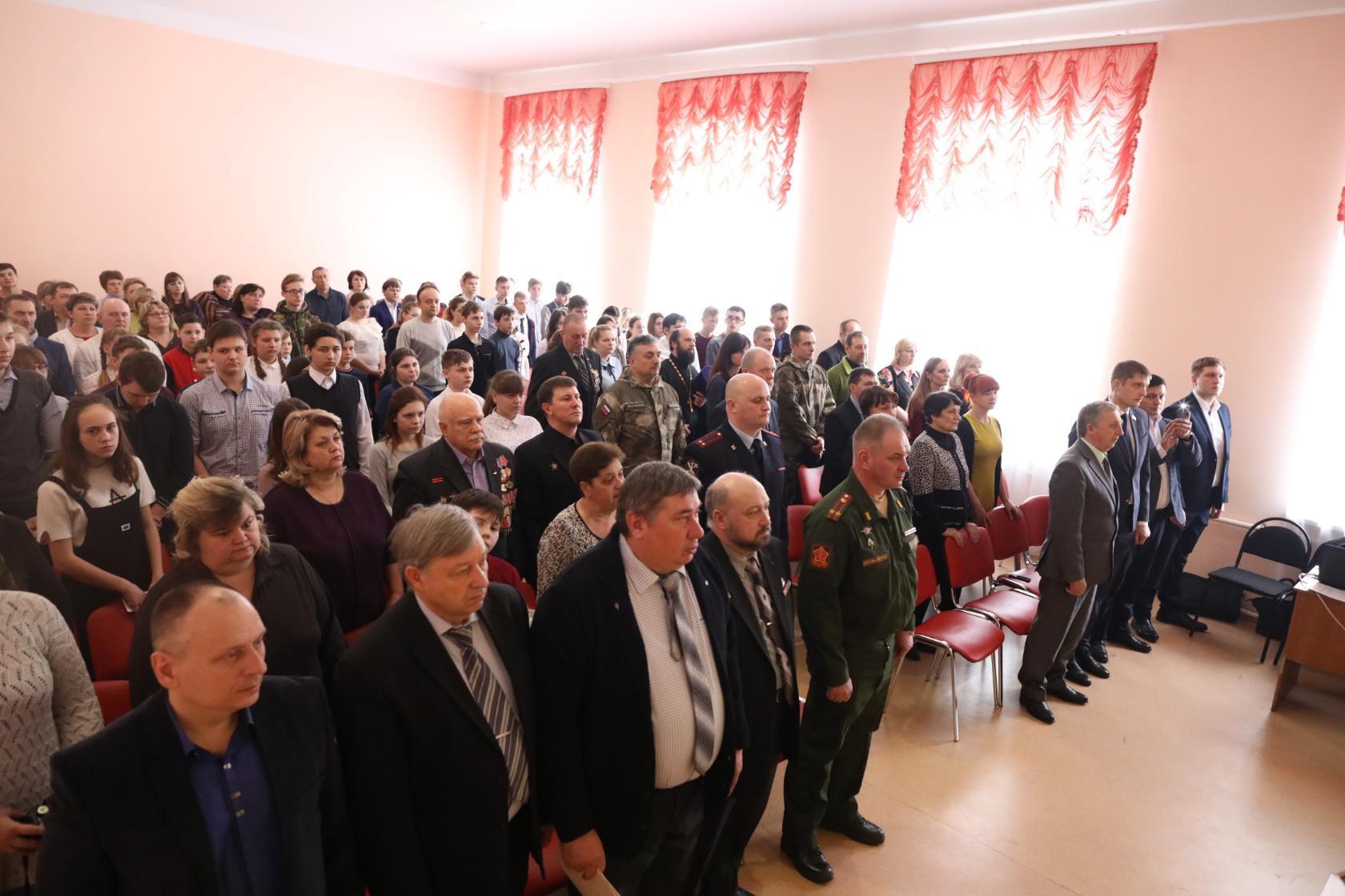 СДК принял участие в дне памяти вывода войск из Афганистана-2.