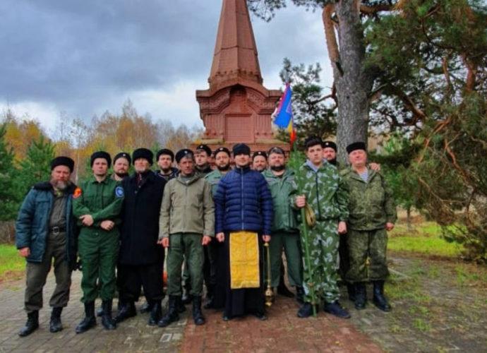 Память о бое под Медынью объединила казаков.