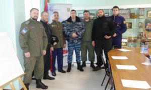 Наро-Фоминск, казаки.