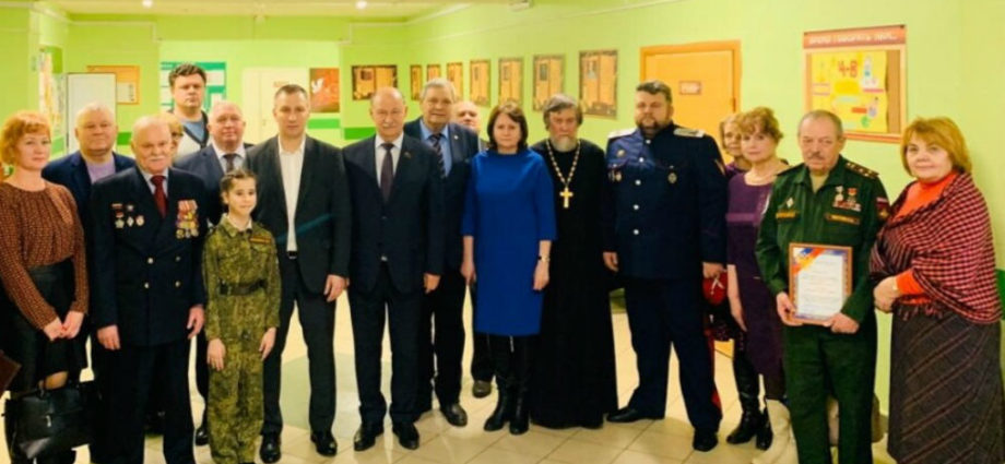 Казаки СДК посетили историко-краеведческий музей.