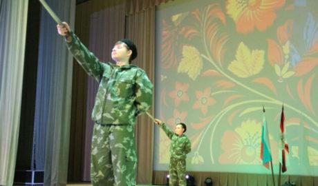 Воспитанники казачьего класса выступили на мероприятии в Наро-Фоминске.