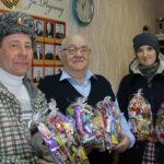 Тамбовский казачий округ вручил подарки для детей.