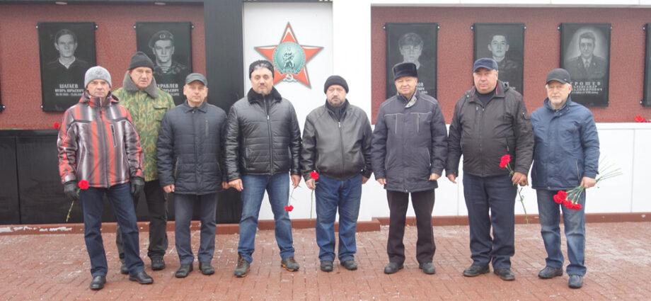Тамбовский казачий округ принял участие в открытии памятной доски.