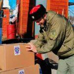 Казаки Наро-Фоминского отдела оказали помощь.
