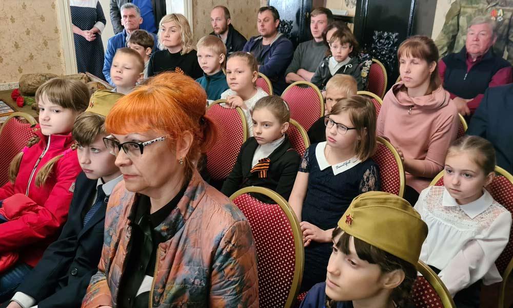 """""""Союз донских казаков"""" провёл выст.авку посвящённую ВОВ."""